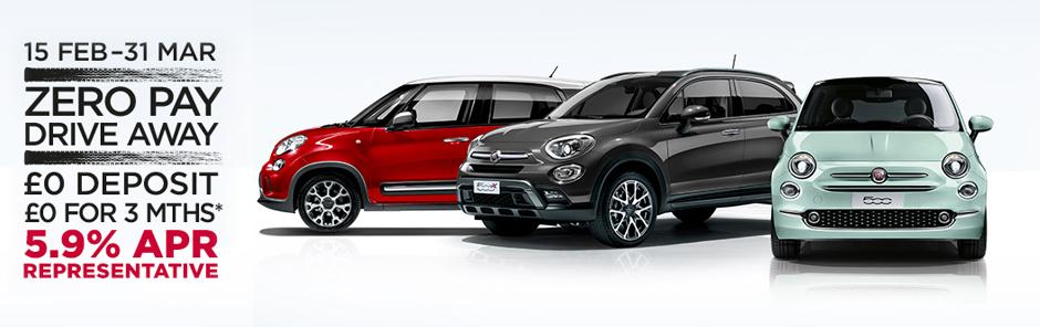 Fiat Dealer New Used Cars Eastbourne Sussex Kap