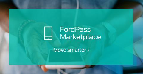 FordPass Marketplace