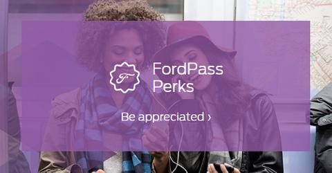 FordPass Perks