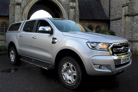 FORD RANGER LIMITED 4X4 DCB TDCI AUTOMATIC