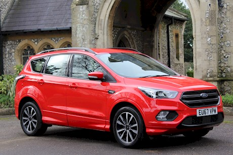 FORD KUGA ST-LINE TDCI AUTOMATIC