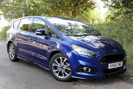 FORD S-MAX ST-LINE TDCI