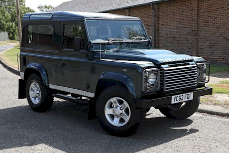 LAND ROVER DEFENDER 90 TD XS STATION WAGON