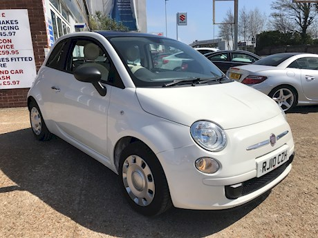 FIAT 500 POP BRIGHTON SUZUKI 01273 748484