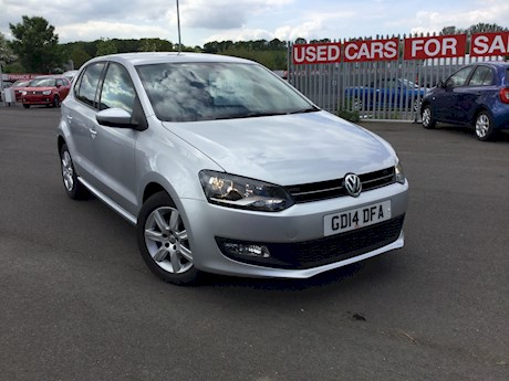 VOLKSWAGEN POLO MATCH EDITION  FOLKESTONE BRANCH 01303 228200