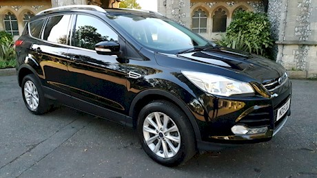 FORD KUGA TITANIUM TDCI AUTOMATIC KAP BRIGHTON 267 OLD SHOREHAM ROAD 01273 74 84 84