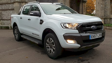 FORD RANGER WILDTRAK 4X4 DCB AUTOMATIC TDCI