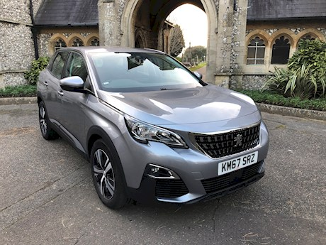 PEUGEOT 3008 BLUEHDI S/S ACTIVE. AUTOMATIC. BRIGHTON NEWTOWN ROAD. 01273 320 800