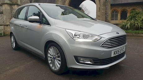 FORD GRAND C-MAX TITANIUM  267 OLD SHOREHAM ROAD 01273 74 84 84