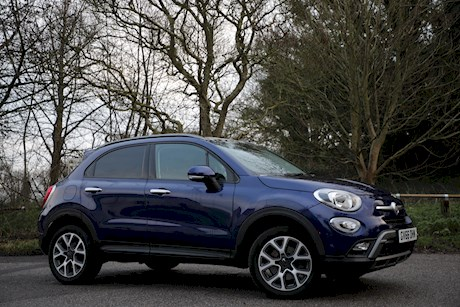 FIAT 500X MULTIJET CROSS  AUTOMATIC 4X4