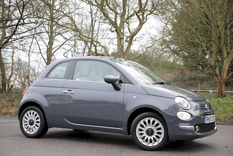FIAT 500 LOUNGE ARRIVING SOON AT FOLKESTONE BRANCH 01303 228200