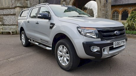 FORD RANGER WILDTRAK 4X4 DCB TDCI AUTOMATIC