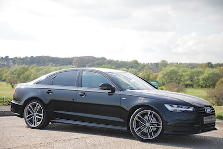 AUDI A6 TDI ULTRA  BLACK EDITION