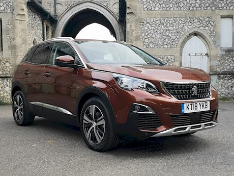 PEUGEOT 3008 BLUEHDI S/S ALLURE. HDI  AUTOMATIC