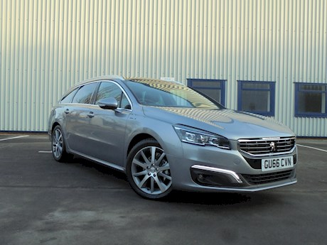 PEUGEOT 508 BLUE HDI S/S SW GT LINE