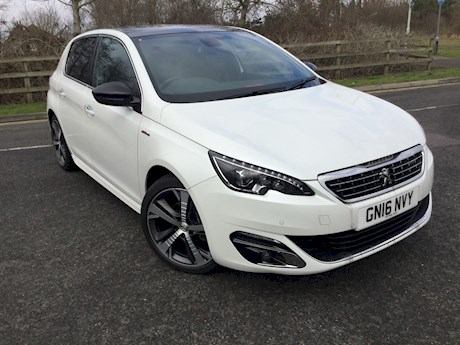 PEUGEOT 308 BLUE HDI S/S GT LINE