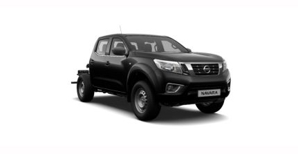 DOUBLE CAB, CHASSIS - VISIA