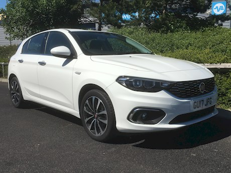 FIAT TIPO T-JET LOUNGE