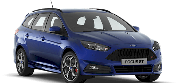 Ford Focus  St-3 5 Doors Estate