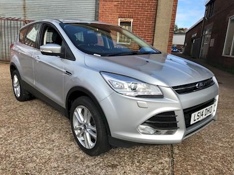 FORD KUGA TITANIUM X 4X4 AUTOMATIC AT BRIGHTON SUZUKI 01273 748484