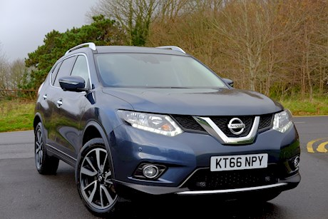 NISSAN X-TRAIL N-VISION DCI 7 SEATS