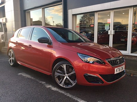 PEUGEOT 308 BLUE HDI S/S GT