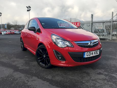 VAUXHALL CORSA LIMITED EDITION CANTERBURY 01227 731730