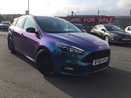 FORD FOCUS ST-3 TDCI  CANTERBURY BRANCH 01227 731730