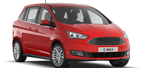 Ford Grand C-MAX  Titanium 5 Doors Mpv
