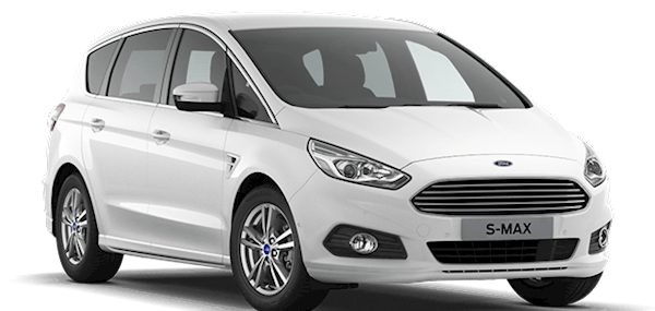 Ford S-MAX  Titanium 5 Doors Mini Mpv