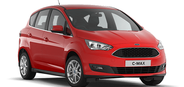 Ford C-MAX  Zetec 5 Doors Mini Mpv