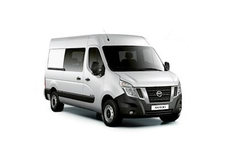 Nissan Crew F35 L2h2 5 Doors Van