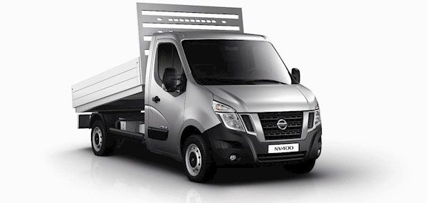 Nissan NV400 Conversion  Double Cab R35 L4 4 Doors Tipper