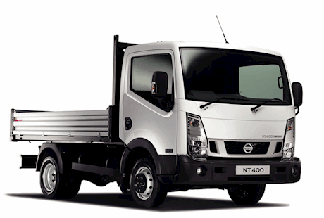 Nissan Mwb Double Cab 35.14 4 Doors Tipper