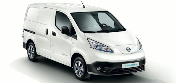Nissan e-NV200  Acenta Rapid Plus 5 Doors Van - Swb