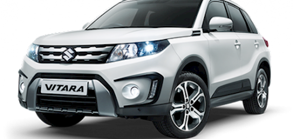Suzuki Vitara  Sz-T Rugged Pack 5 Doors Estate