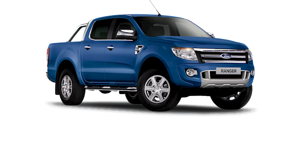 Ford Ranger  Double Cab Limited 4 Doors Pick-Up